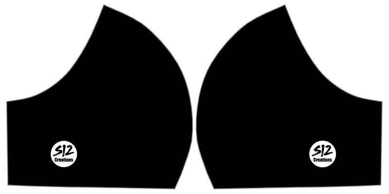S12 SMALL LOGO BLACK